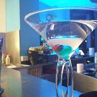 Cocktail molecolare: tre palline con gusti differenti