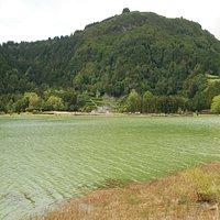 Caldeiras da Lagoa das Furnas
