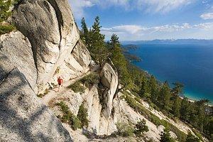Tahoe Flume Trail, Nevada Credit: Tom Zikas