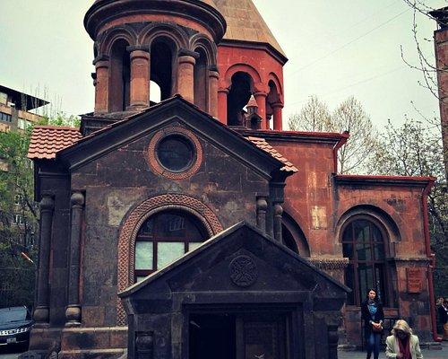 Zoravor S. Astvatsatsin Church, Yerevan, Armenia