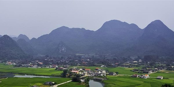 Tung Beng Travel photography in Viet Nam- Bac Son, Lang Son (