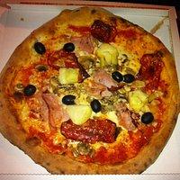 """Pizzeria da asporto """"I Segreti di Pulcinella"""""""