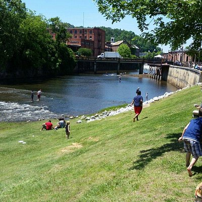 Beautiful day on the creek!