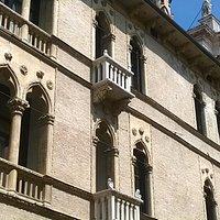Vicenza, palazzo Caldogno da Schio