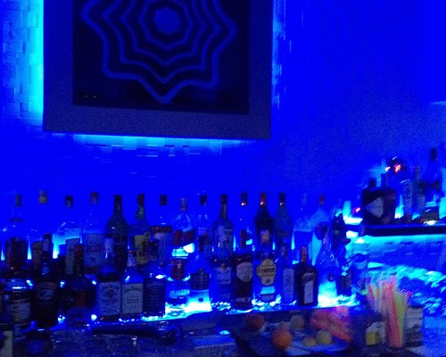 A great selection of drinks