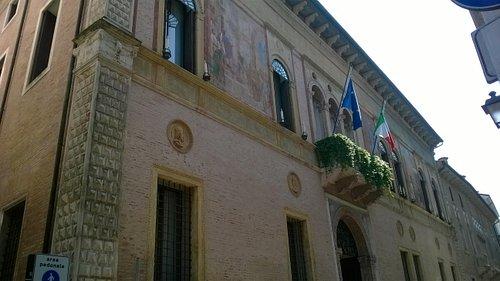 Vicenza, palazzo Thiene