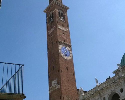 Vicenza, torre Bissara