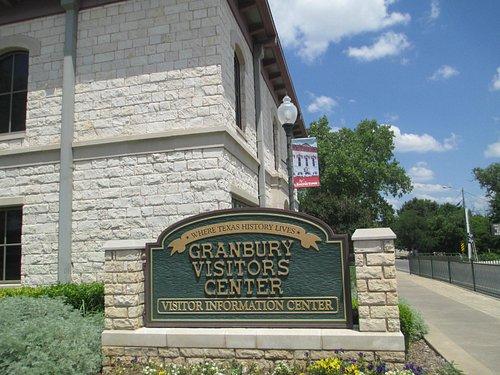 Granbury, TX, Visitor's Center