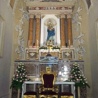 Chiesa San Francesco d'Assisi, Gela