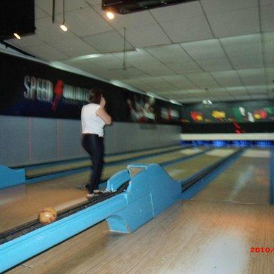 cancha de bowling