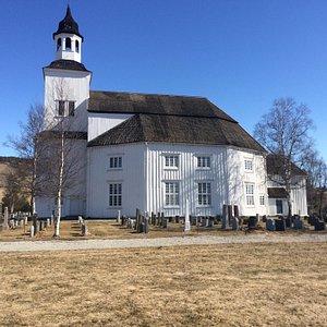 Tynset church