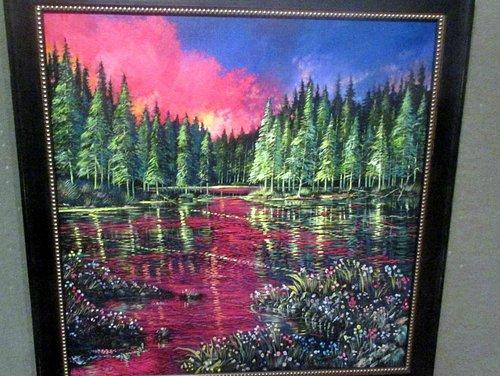 Marcus Ashley Fine Art Gallery, South Lake Tahoe, Ca