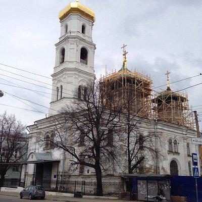 Церковь в честь Вознесения Господня