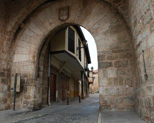 Проход в старый город