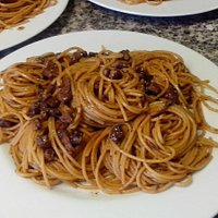 Spaghetti Alla Sorgente