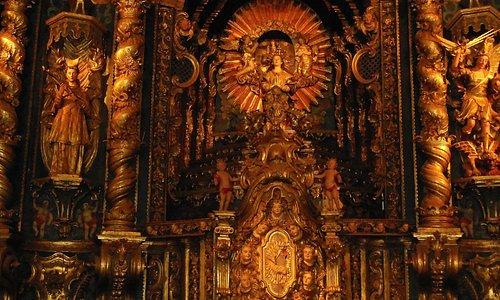 High Altar - detail