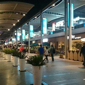 India Gurgaon Cyber Mall