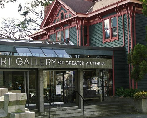 Art Gallery of Greater Victoria Main Entrance