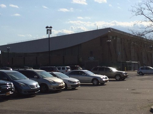 Abe Stark ice Arena in Coney Island