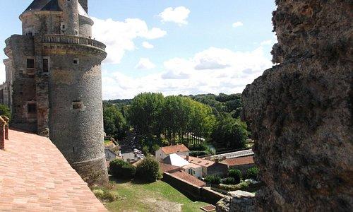 Chateau d'Apremont vendee