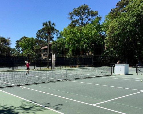 Van Der Meer Tennis Club @ Shipyard