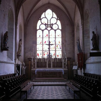 the beautiful church...