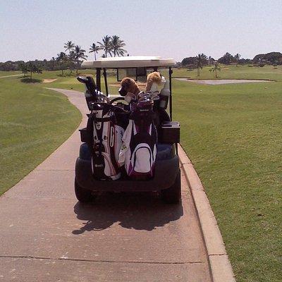 Kapolei Golf Cart