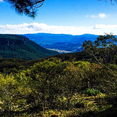 View over Kanimbla valley,Blackheath