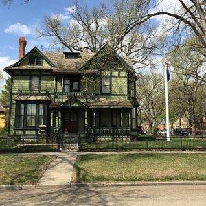 Former Governor's Mansion