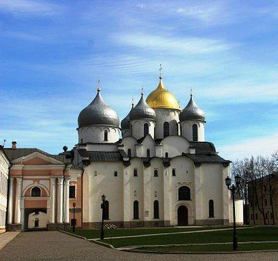 Софийский собор Великого Новгорода