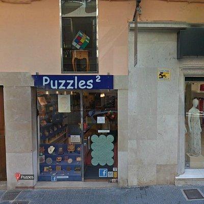 вид магазина с улицы