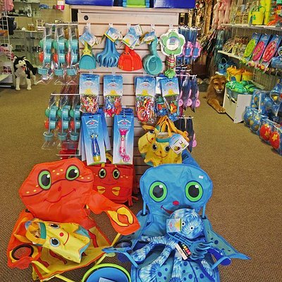 Create your own OBX souvenir animal!
