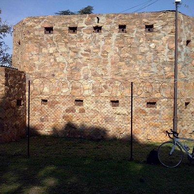 Boer War Block House