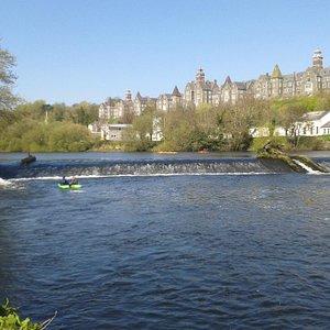 River Lee, Lee Fields, Cork