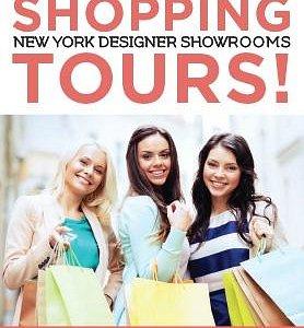 NYC Designer Showroom Shopping Tours