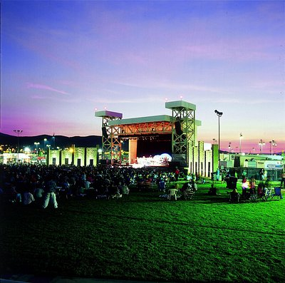 The Palmdale Amphitheater is the Antelope Valley's premier outdoor entertainment venue.