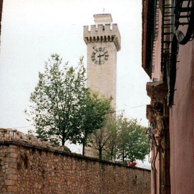 Torre Mangana