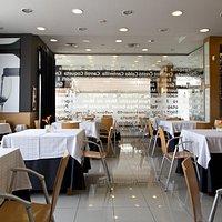Restaurante Garxal - sala