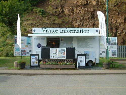 Explore mull visitor information