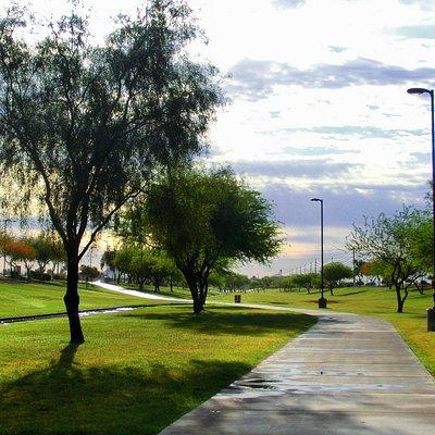 Linear Trail