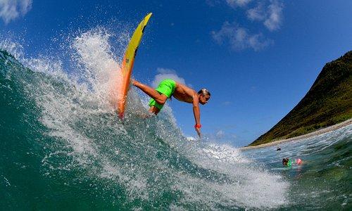 SXM SURF CLUB TEAM  RIDER  SXM SURFING SCHOOL TALENT
