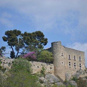 Ménerbes castle