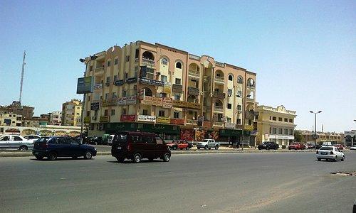 Супермаркет с фиксир.ценами (улица El Nasr)