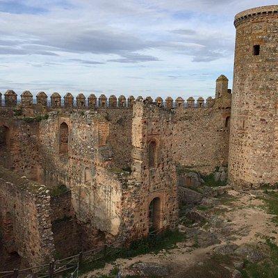Castillo de La Puebla de Alcocer