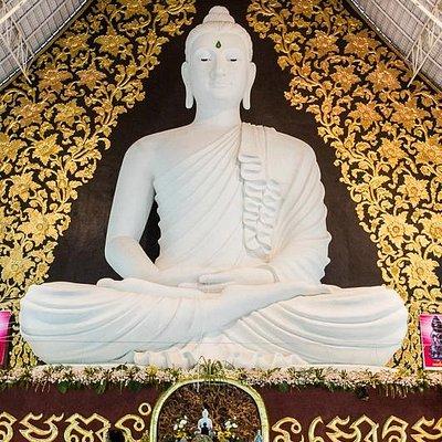 Bouddha à l'intérieur