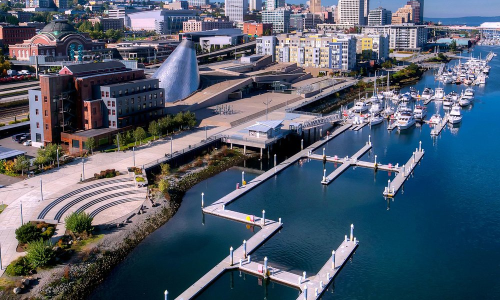 Downtown Tacoma Waterfront