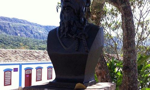Busto de Tiradented