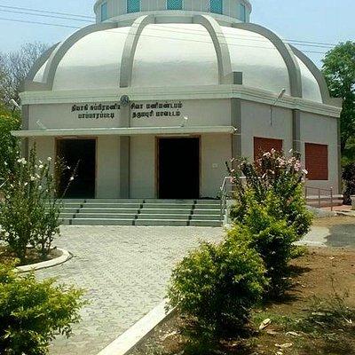 Subramanya Siva Memorial