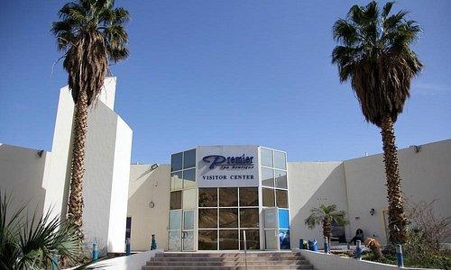Dead Sea Premier Entrance