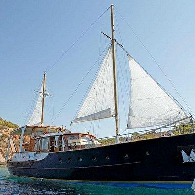 ROTA II Motorsailer Yacht